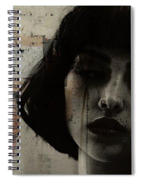 Beware Of Darkness  Spiral Notebook