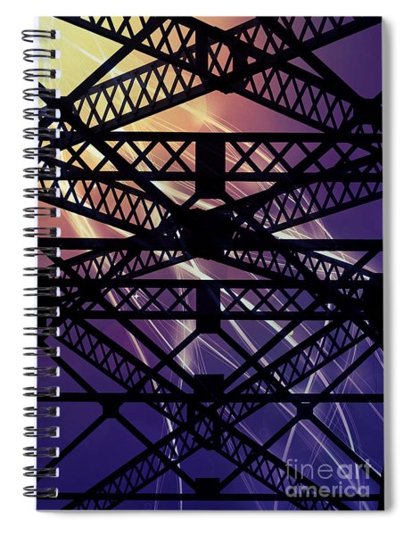 Beyond Your Outer Limits Spiral Notebook