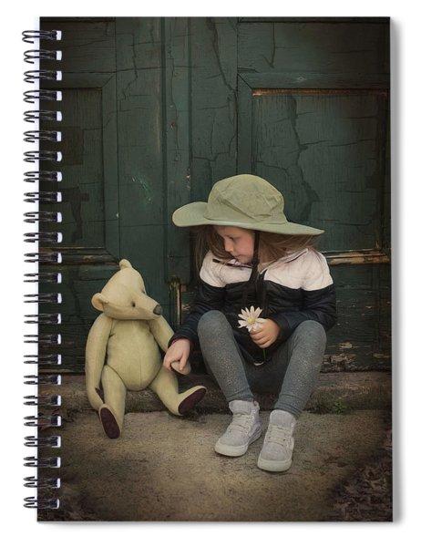 BFF Spiral Notebook