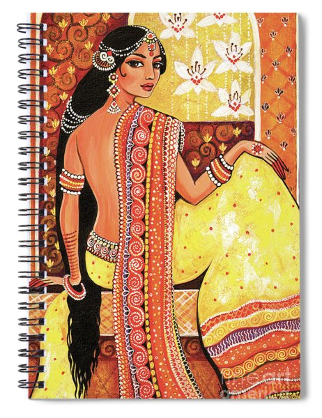 Bharat Spiral Notebook