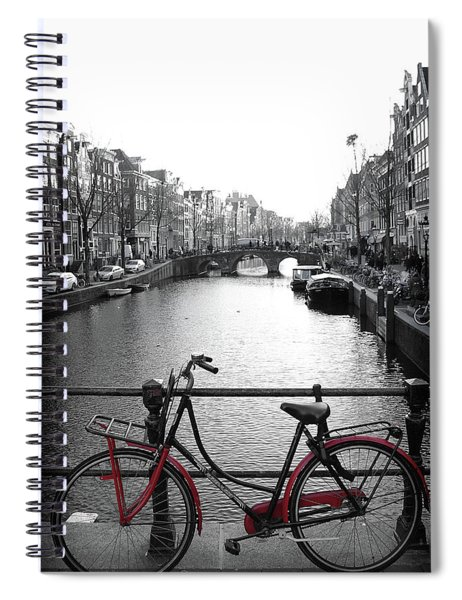 Bicycle 2 Spiral Notebook