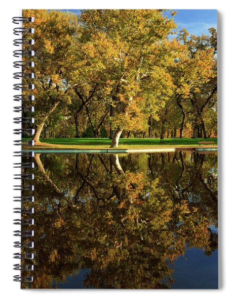 Bidwell Park Reflections Spiral Notebook