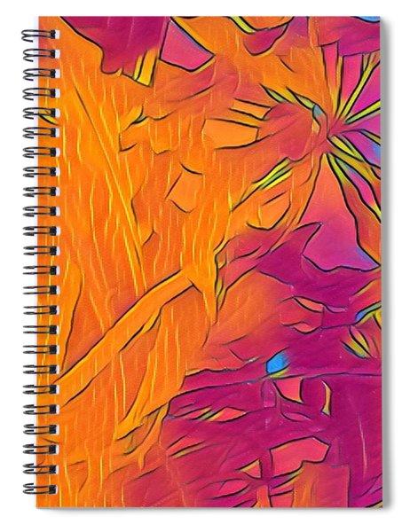 Big Boy Electric Spiral Notebook