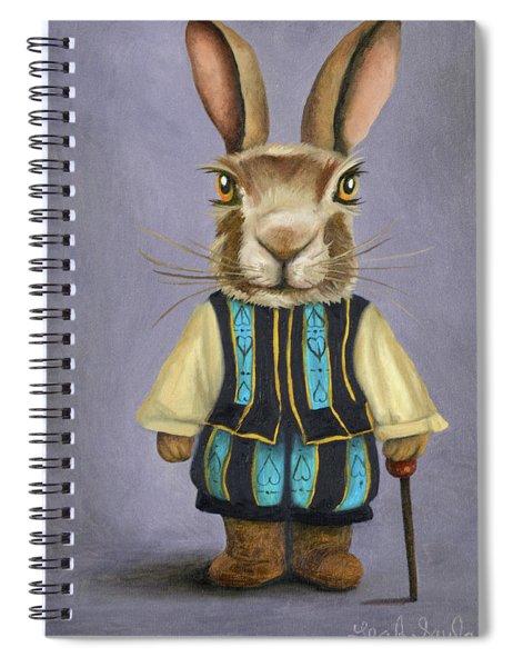 Big Ears 2 Spiral Notebook