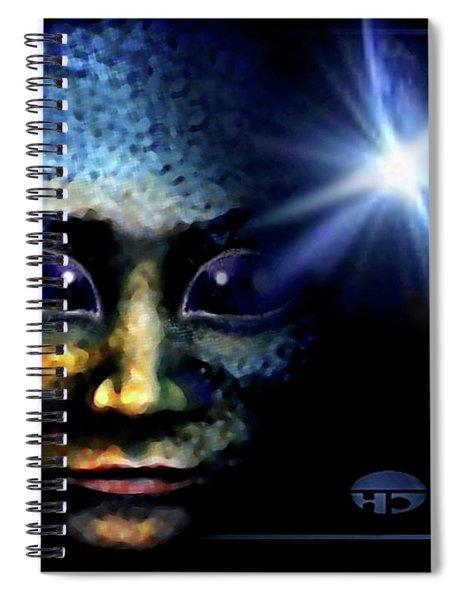 Big  Eyes Spiral Notebook