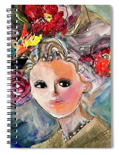 Big Hair Day Spiral Notebook
