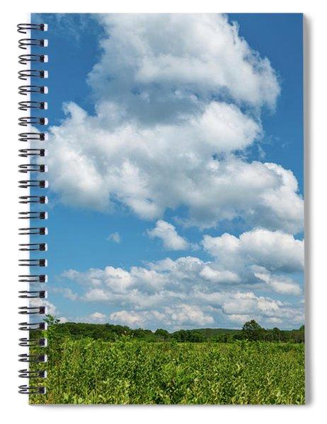 Big Meadows Big Sky 3 Spiral Notebook