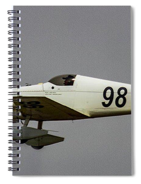 Big Muddy Air Race #98 Spiral Notebook