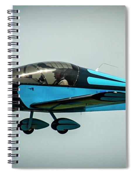 Big Muddy Air Race Number 100 Spiral Notebook