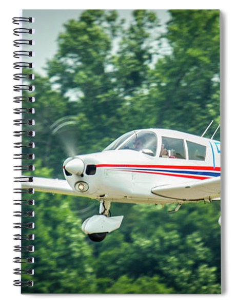 Big Muddy Air Race Number 19 Spiral Notebook