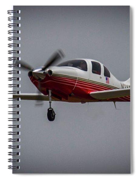 Big Muddy Air Race Number 3 Spiral Notebook