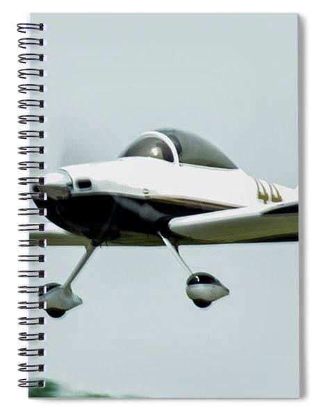 Big Muddy Air Race Number 44 Spiral Notebook