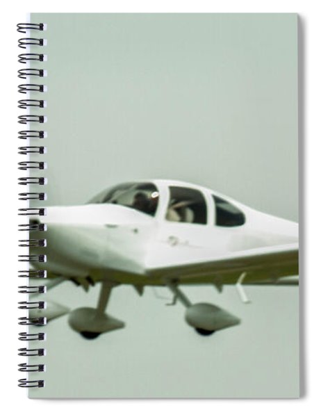Big Muddy Air Race Number 6 Spiral Notebook