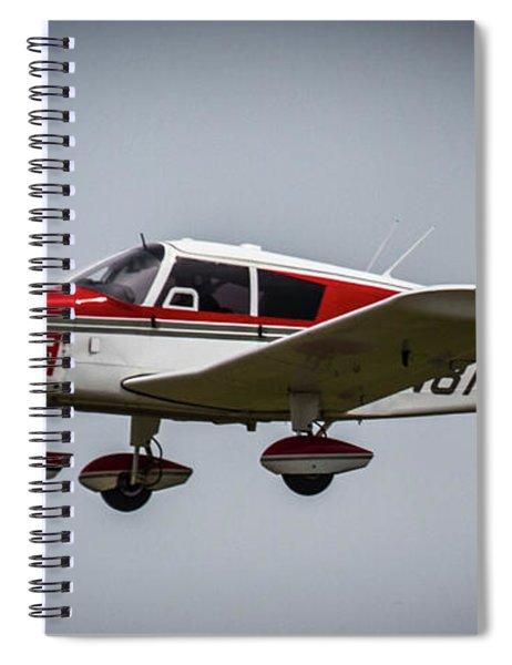 Big Muddy Air Race Number 79 Spiral Notebook