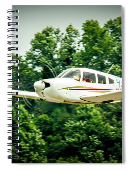 Big Muddy Air Race Number 93 Spiral Notebook