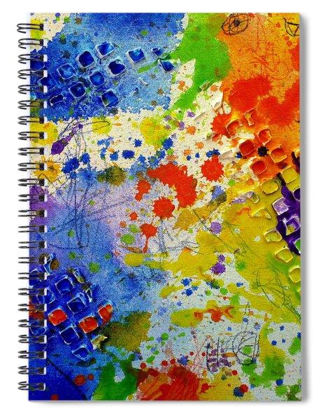 Big Risk, Big Life Spiral Notebook