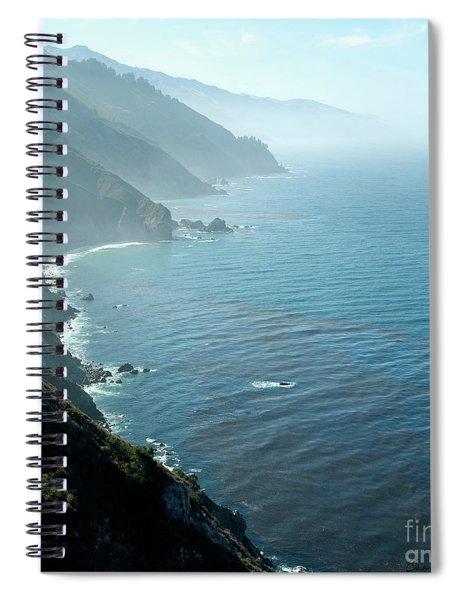 Big Sur Majesty Spiral Notebook