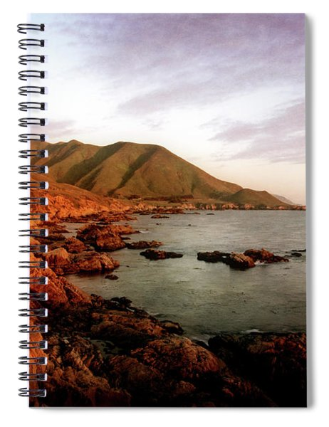 Big Sur Spiral Notebook