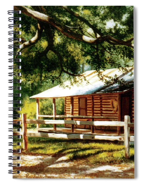 Big Thicket Information Center_the Staley Cabin Spiral Notebook