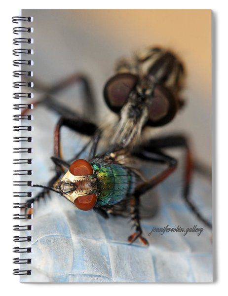 Bigger And Badder Spiral Notebook