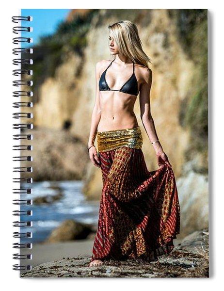Bikini Spiral Notebook