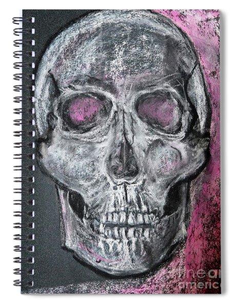 Billie's Skull Spiral Notebook