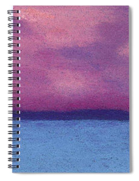 Bimini Sunrise Spiral Notebook