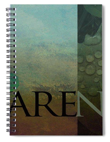 bioAWARENESS II Spiral Notebook
