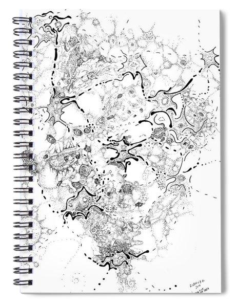 Biology Of An Idea Spiral Notebook