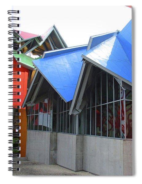 Biomuseo 1 Spiral Notebook