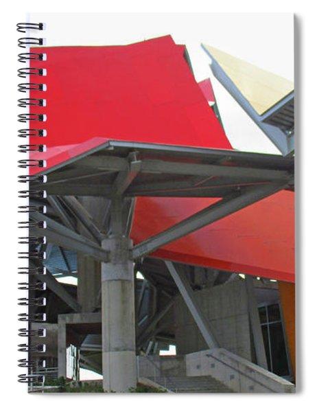 Biomuseo 2 Spiral Notebook