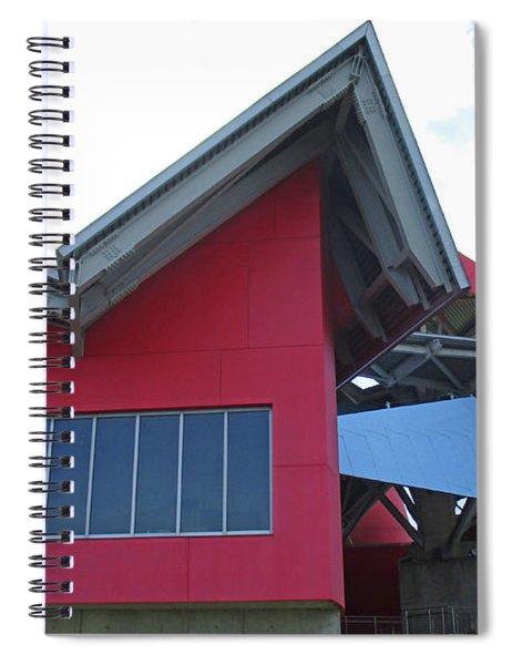 Biomuseo 5 Spiral Notebook