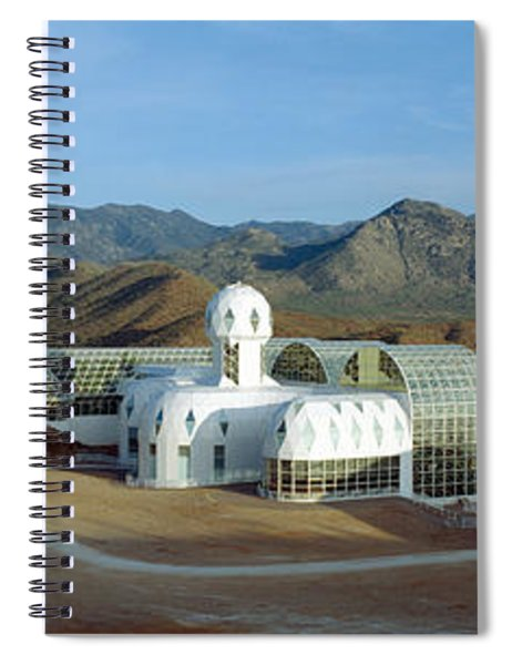 Biosphere 2, Arizona Spiral Notebook