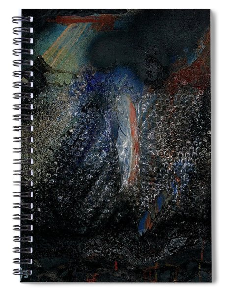 Biospheres Ipo - The World As Will And Representation - Arthur Schopenhauer - Ecological Footprint  Spiral Notebook