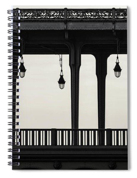 Bir Hakeim Spiral Notebook