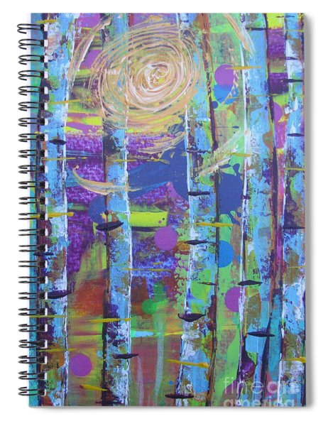 Birch 6 Spiral Notebook