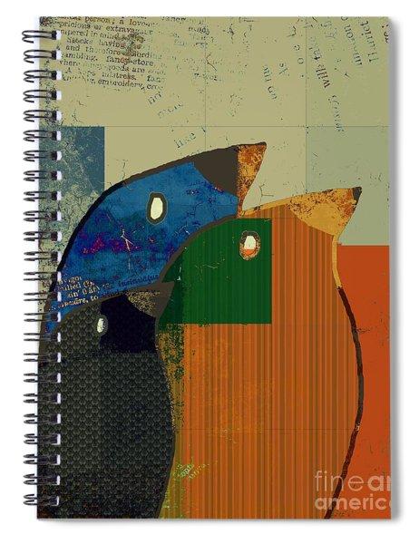 Birdies - C412-j128121170 Spiral Notebook