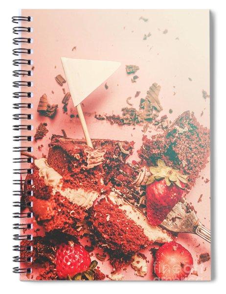 Birthday Bash Spiral Notebook
