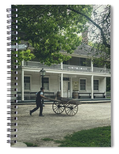 Black Creek Pioneer Village - Canada Spiral Notebook