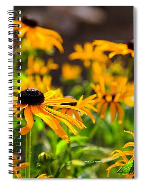 Black-eyed Delights Spiral Notebook