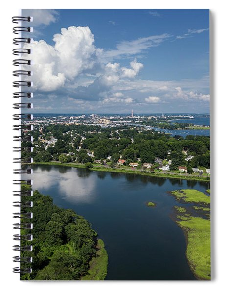 Black Rock Connecticut Spiral Notebook