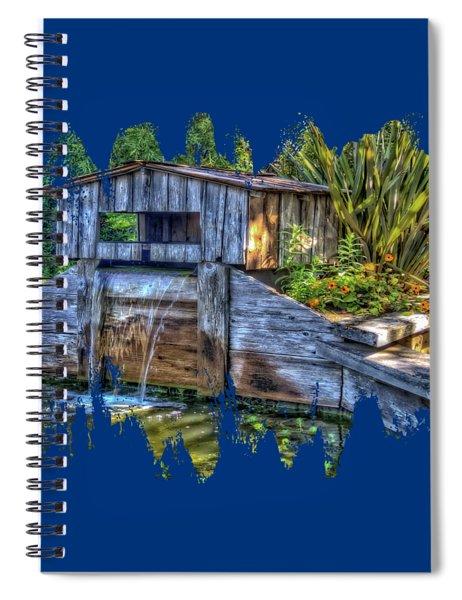 Blakes Pond House Spiral Notebook