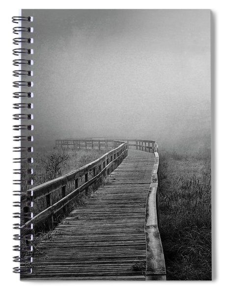 Blind Faith Spiral Notebook