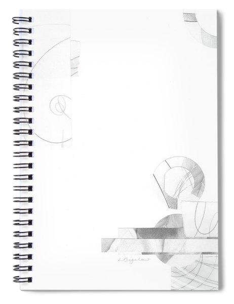 Bloom No. 3 Spiral Notebook