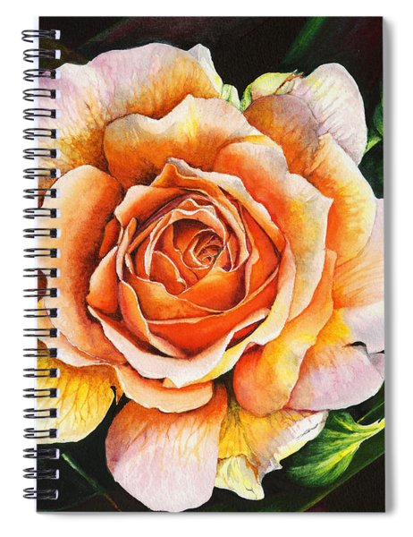 Blooming Marvellous Spiral Notebook