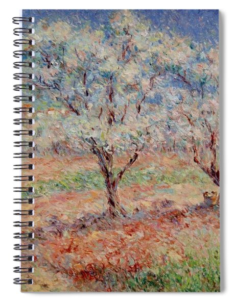 Blossom Trees  Spiral Notebook