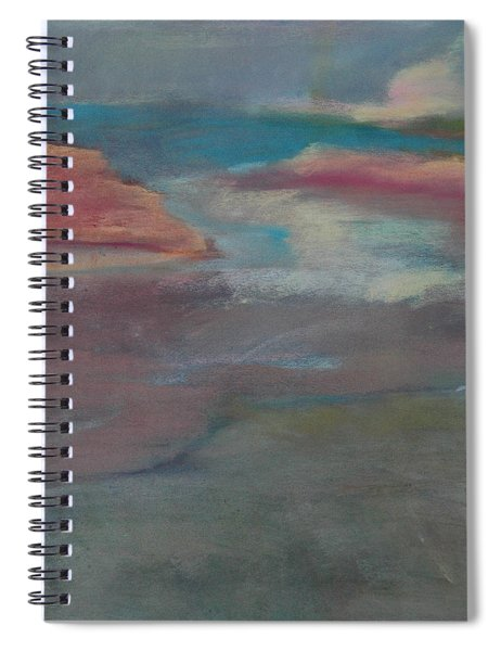 Blue Dune Spiral Notebook