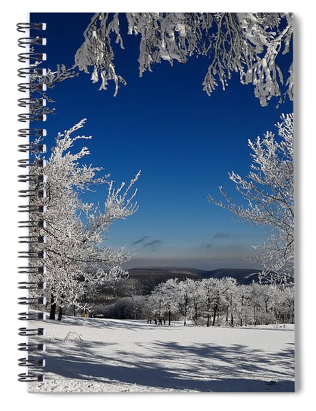 Blue Knob Spiral Notebook