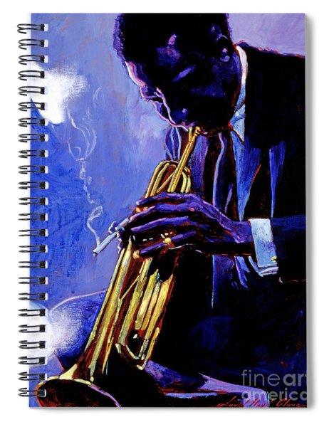 Blue Miles Spiral Notebook