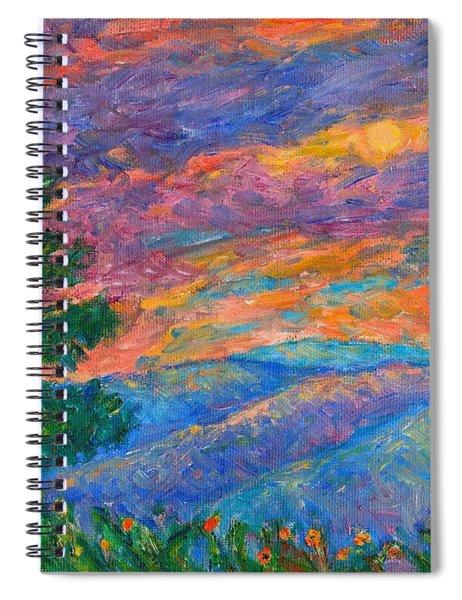 Blue Ridge Jewels Spiral Notebook